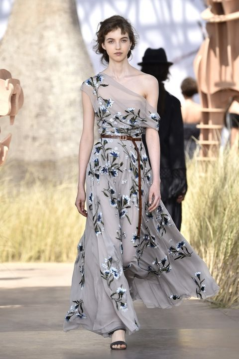 Dior Fall 2017 best looks off the runway.