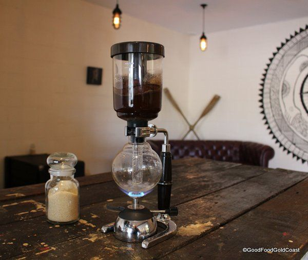 The Compass Rose for seriously great coffee, Mermaid Beach, Gold Coast