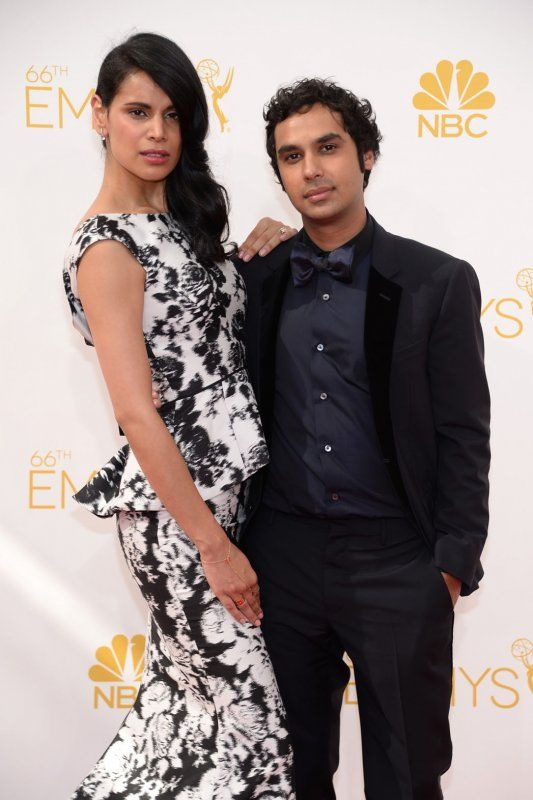 25 Best Ideas About Kunal Nayyar Wife On Pinterest
