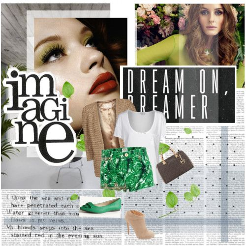 Pantone color of the year in 2013 is emerald green | FashionWows - Part 1