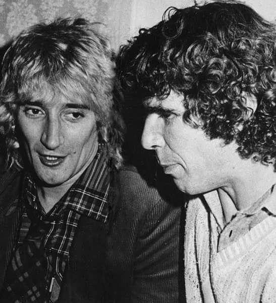 Rod Stewart meets Willem van Hanegem (1980)
