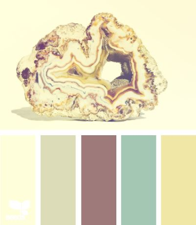 sliced mineral: Colour, Kitchens, Ideas, Color Palettes, Design Seeds, Color Schemes, Kitchen Colors, Pretty Color