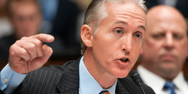See my comments...Trey Gowdy Smells A Dirty Rotten, Money Laundering Liberal Rat In Washington — Leaves Dems Shaking In Their Boots – SNAP USA NEWS
