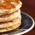Fluffiest pancakes EVER.: Fluffy Pancakes, Cups, Cooking Sprays, Butter, Milk, Pancakes Recipes, Garden, Baking, Mornings