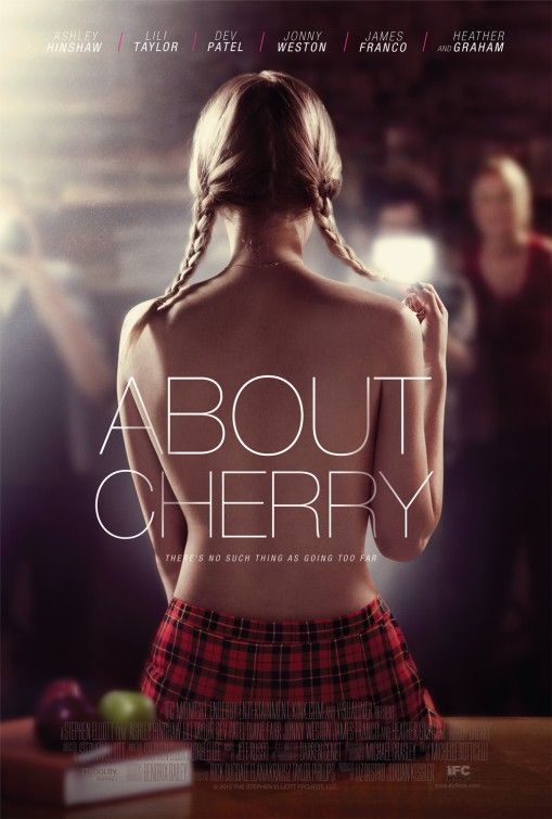 About Cherry Movie Poster - Internet Movie Poster Awards Gallery