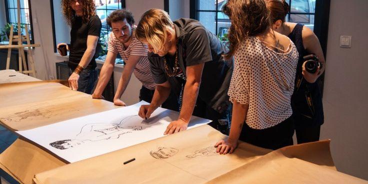 """Zainspirowani niezwykłym duchem tej dzielnicy chcemy w """"Krzywym Kominie"""" integrować lokalną społeczność, łącząc te dwie grupy."""