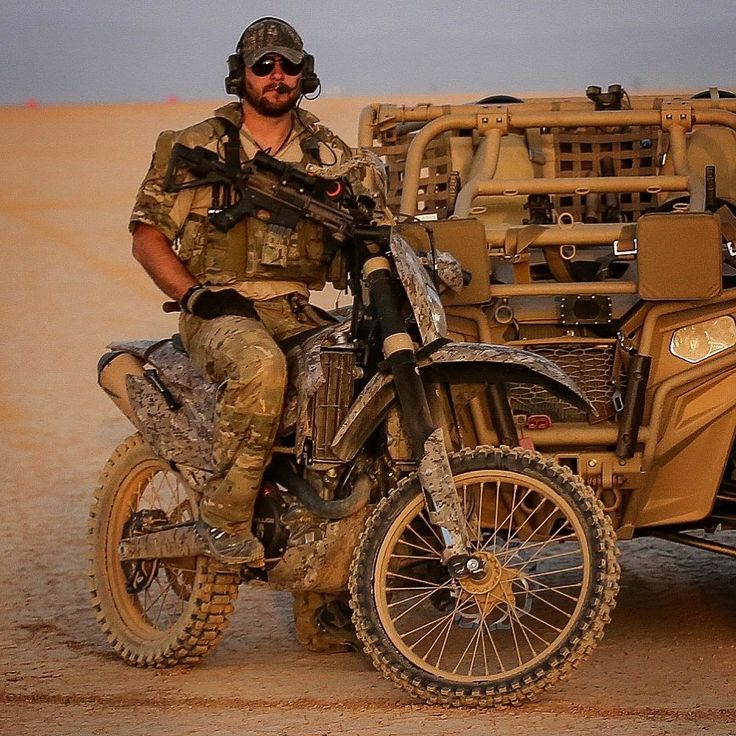 DEVGRU Gold Squadron Special forces gear, Special