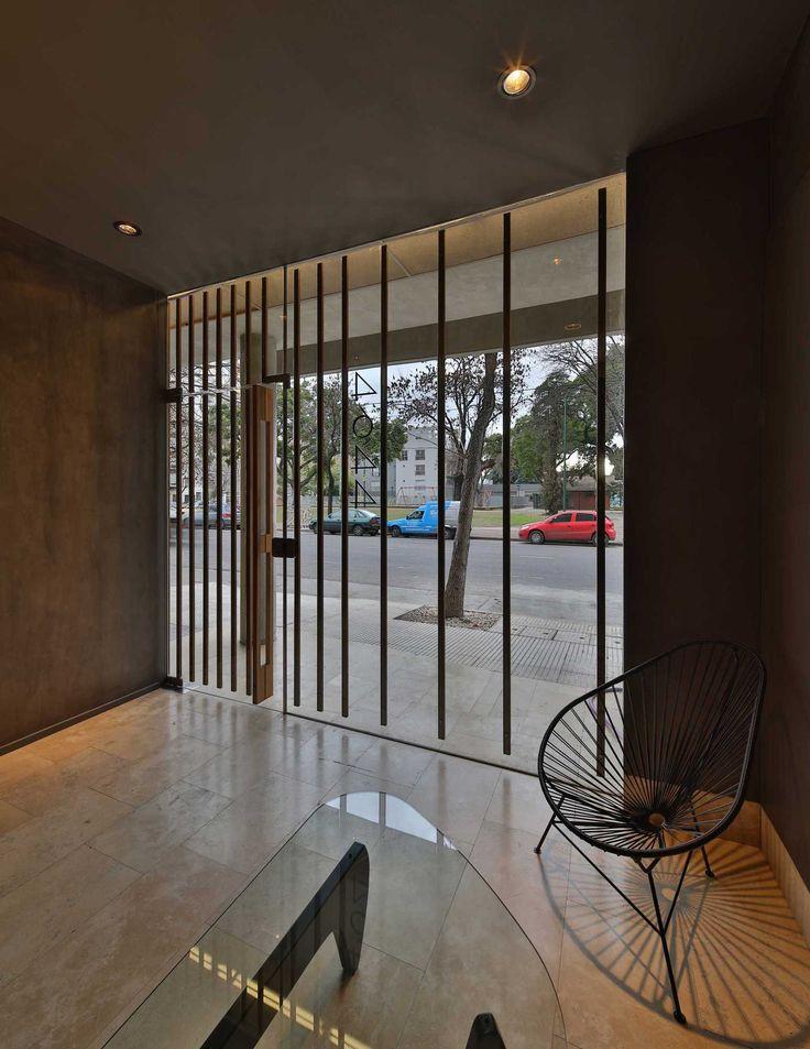 MONROE | Proyecto C. Autores: Arq. Sebastián Cseh - Arq. Juan Cruz Catania.  #arquitectura  #architecture  #hall #edificio # building