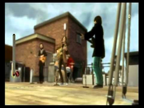 The Beatles Rock Band I Want You (She's So Heavy) (Apple Corps Rooftop) - YouTube