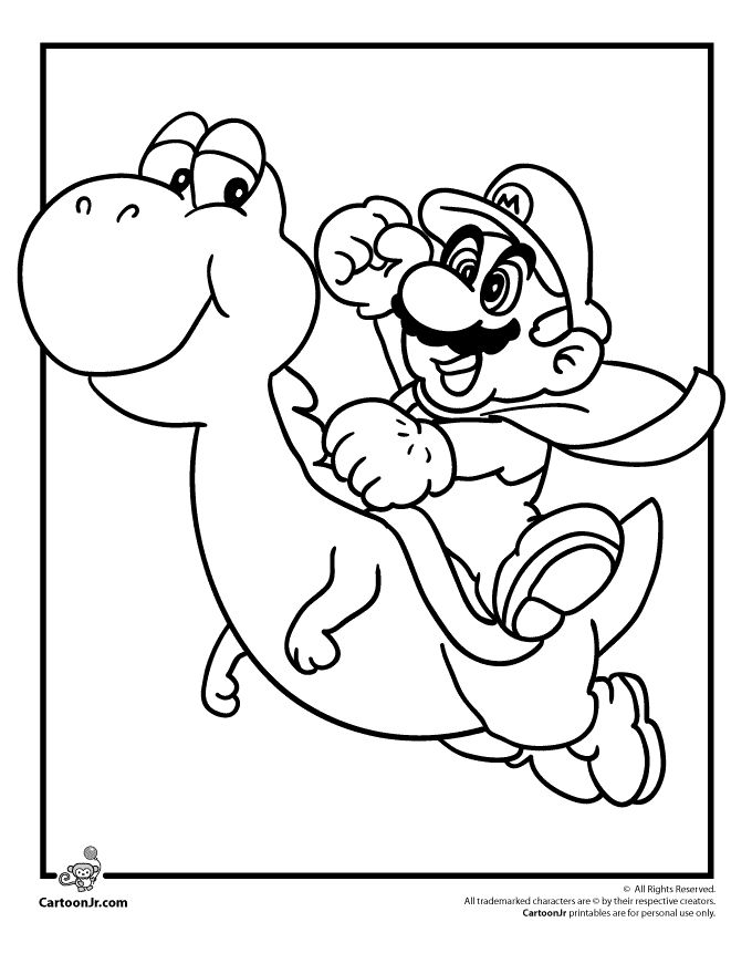 19 best Mario/Lego/Minecraft Coloring Pages images on ...