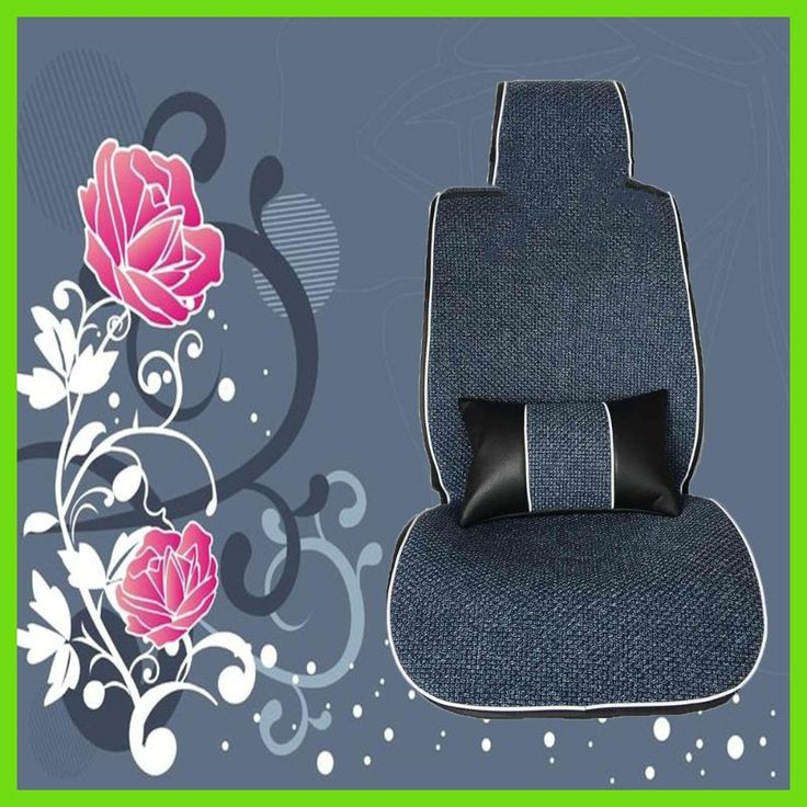 Two pieces lumbar support for office chair cojin lumbar for Cojin lumbar silla oficina