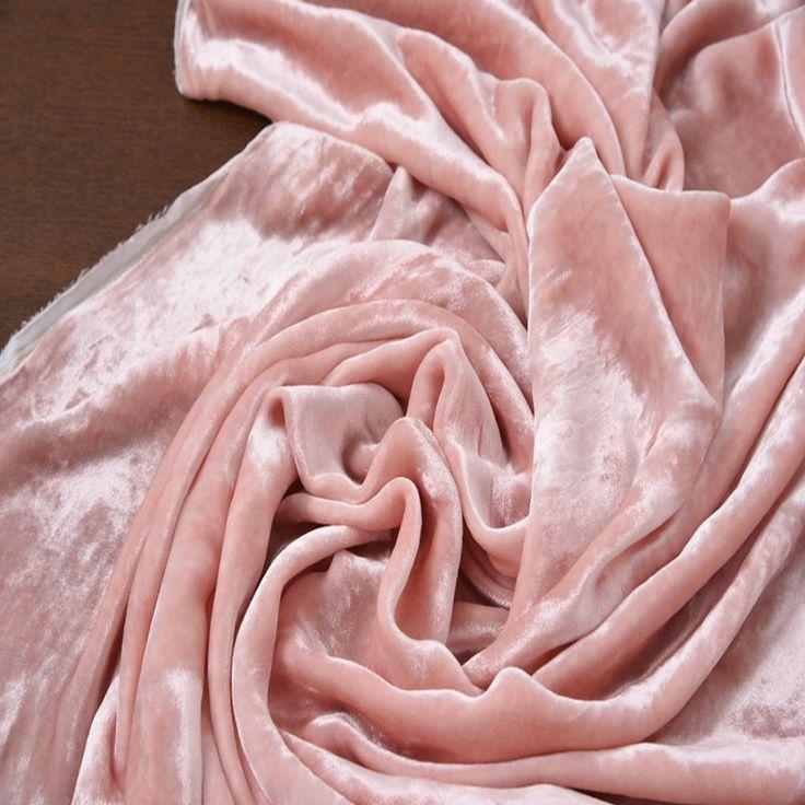 Encontre mais Tecido Informações sobre Orange rosa alta qualitysilk tecido de veludo para o vestido de veludo, de alta qualidade tecido cd, tecido de saco padrão livre China Fornecedores, Barato tecido de veludo roxo de halo silk shop em Aliexpress.com