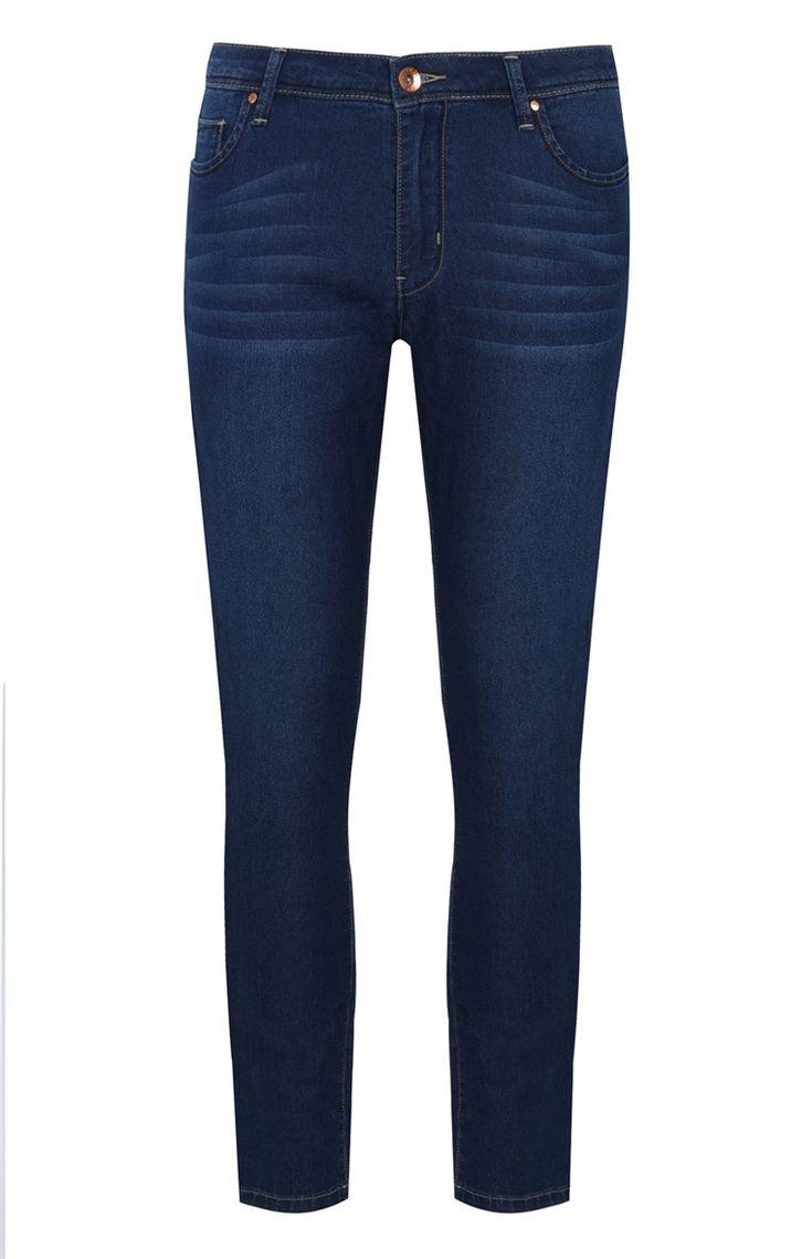 Primark - Jean skinny bleu foncé