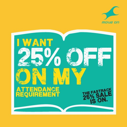 I want 25% off on my attendance required #25reasonstoshop Flat 25% OFF on Bags, Belts, Wallets & Sunglasses!