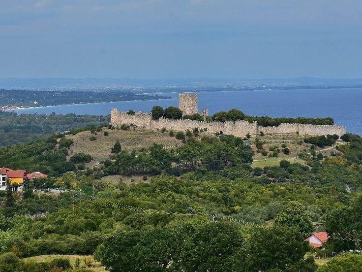 Platamonas castle - Κάστρο Πλαταμώνα