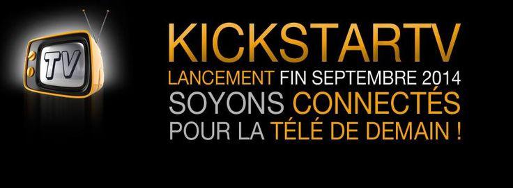 bientôt en ligne! www.kickstartv.com