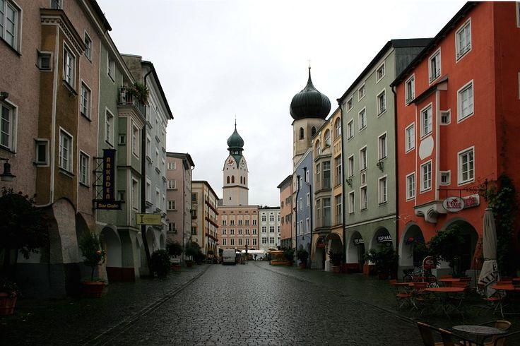 Rosenheim, Germany  both of my kiddos were born here in Southern Bavaria