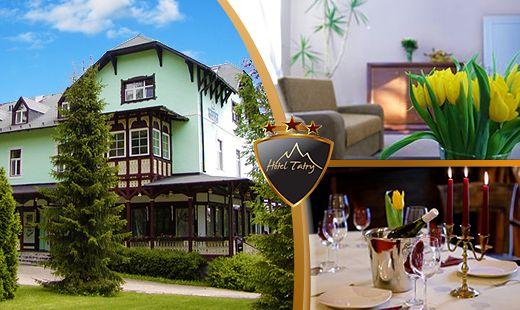 Užívajte si jar v slnečnej v Tatranskej Lomnici.