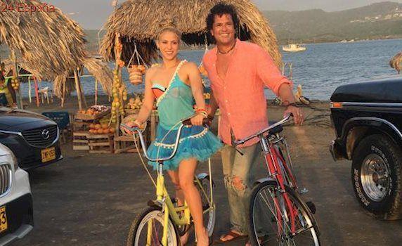 Un juzgado de Madrid admite una demanda por plagio contra Shakira y Carlos Vives por «La bicicleta»