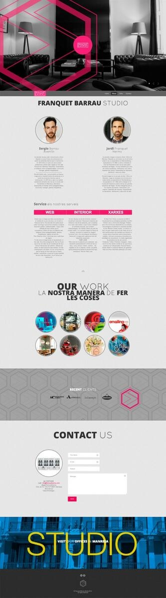 Franquet Barrau Web 2013