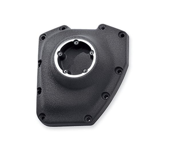 Wrinkle Black Cam Cover-25364-01B   Engine & Mid Frame   Official Harley-Davidson Online Store