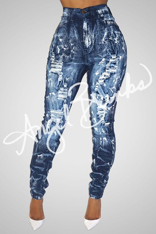 Got It All Jeans | Shop Boutique on Angel Brinks