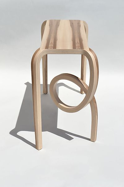 Salto+Table by Kino+Guerin: Wood+Console+Table available at www.artfulhome.com