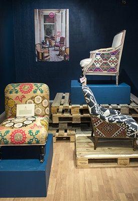 'Antieke stoelen verdienen een tweede leven' - Residence