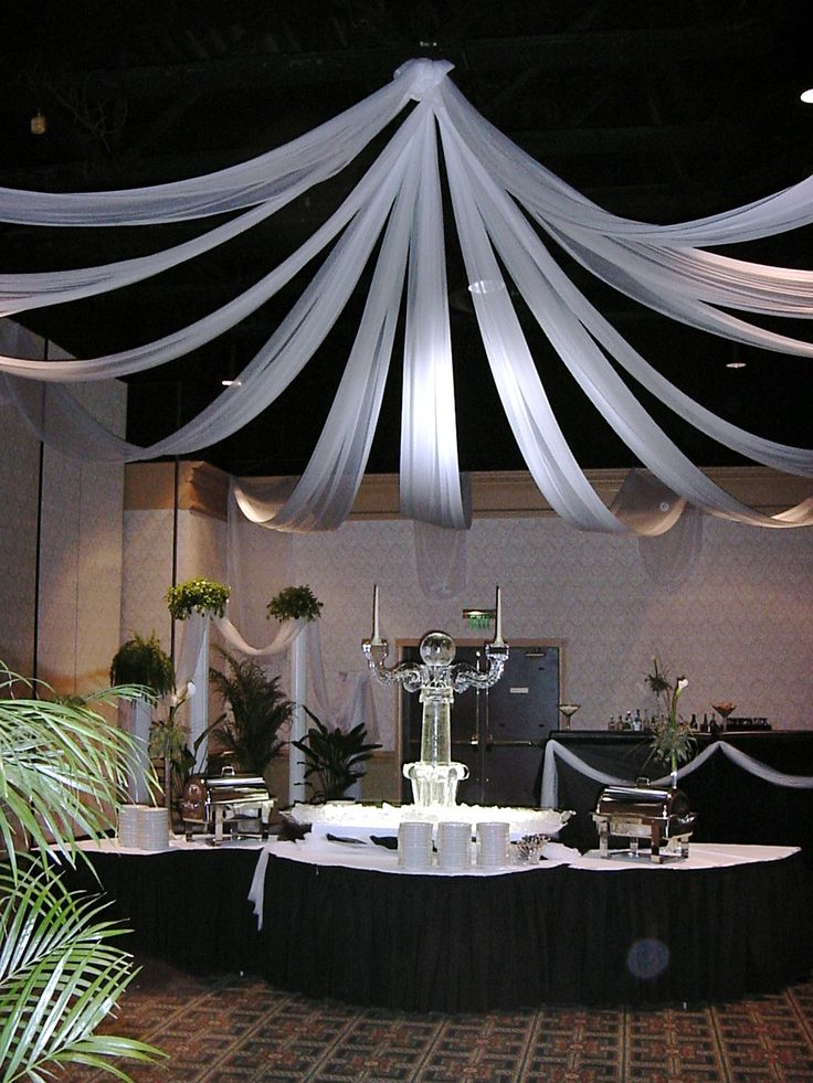 51 best Fabric Ceiling Draping images on Pinterest