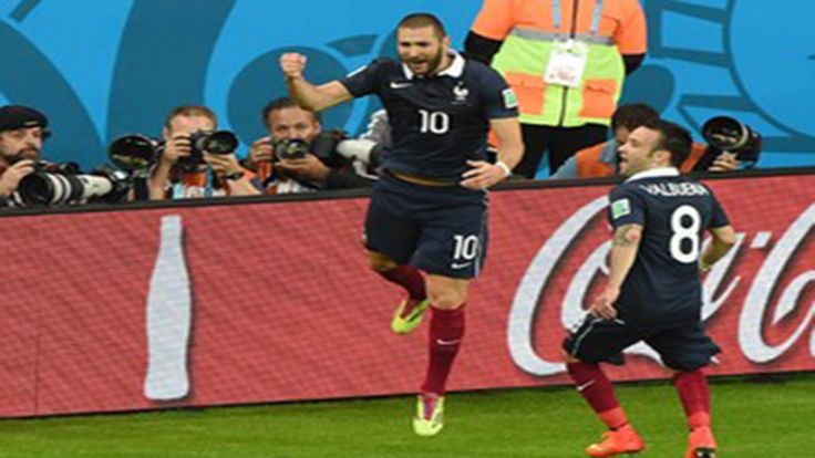 France Vs Honduras Highlights and Goals (3-0): World Cup 2014 [Fuleco - ...