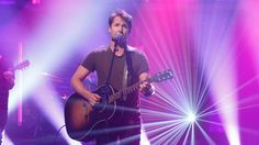 James Blunt performs 'Someone Singing Along' on Late Night With Seth Meyers (US) 26.06.2017