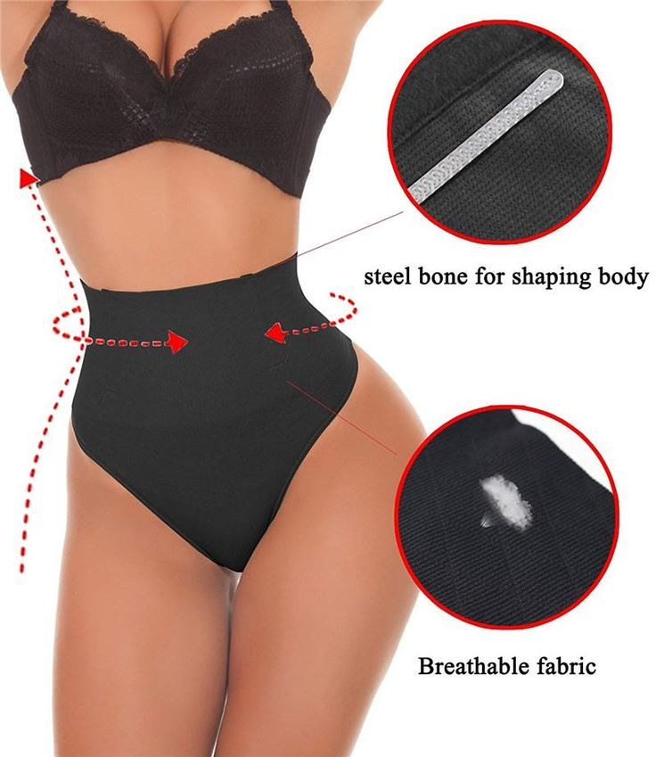 Waist Coach Butt Pulling Underwear Body Shaper