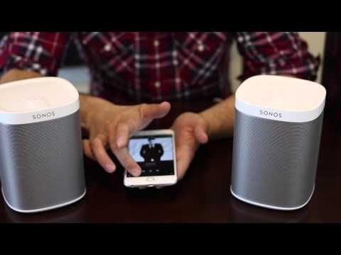 The NEW Sonos Play 1 review (FREEDOM IN A BOX)