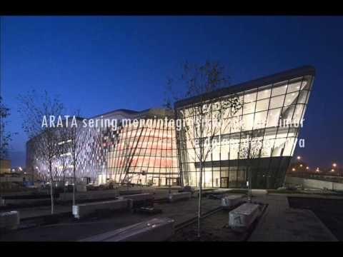 ARATA ISOZAKI   SEJARAH ARSITEKTUR MODERN 5140921001