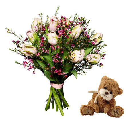 alla hjartans dag blommor - Google Search
