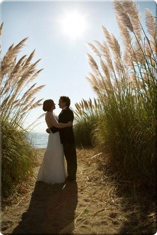 Northern California Beach Wedding Photography From Clayton J Mitchell Beachbride Outdoorweddings