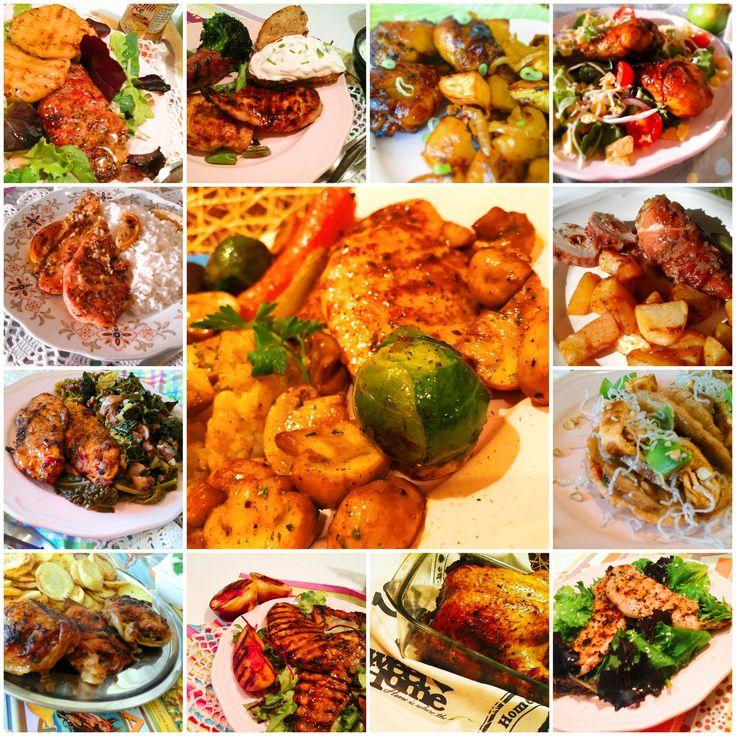 Újév, új élet, új kezdet: 15 legfinomabb, csábító csirkés étel