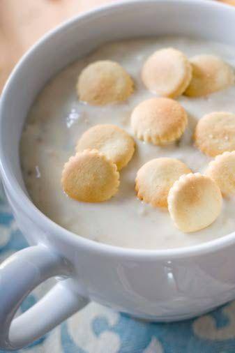 Crockpot Clam Chowder Recipe