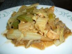 Chow-mein au poulet | .recettes.qc.ca