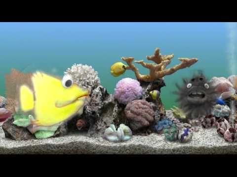 Τριγωνοψαρούλη, μην εμπιστεύεσαι ΠΟΤΕ ... αχινό! (CineLike Lab) - YouTube