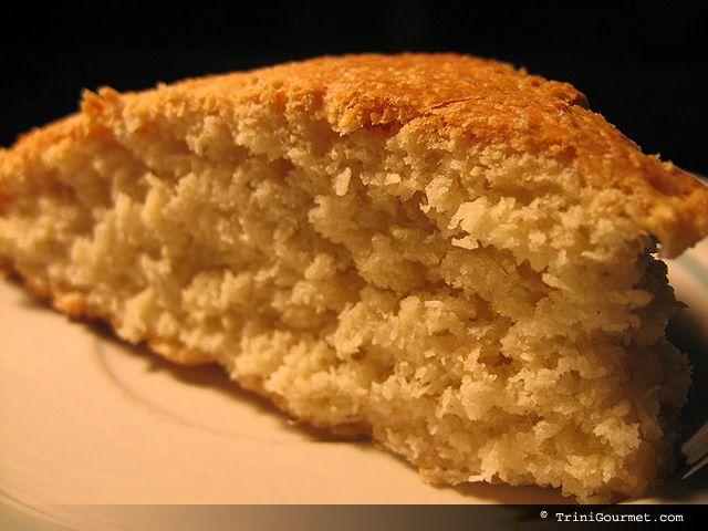 Coconut Bake (recipe) | TriniGourmet.com