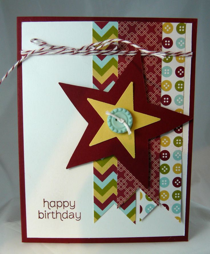 125 best Crafty LadyBirthday Cards images – Scrapbooking Birthday Card Ideas