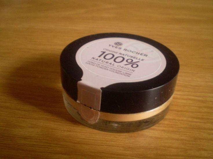 Fondotinta In Polvere 100% Naturale Yves Rocher