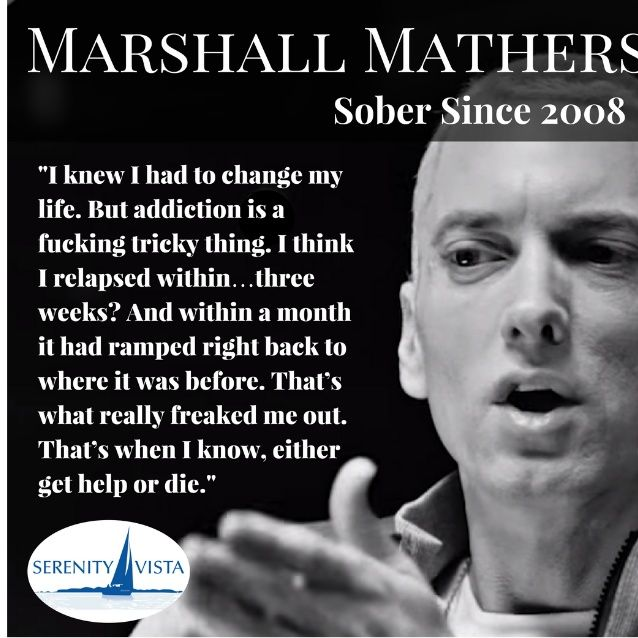 Celebrities in Recovery [6 Stories of Change] - Sober Times