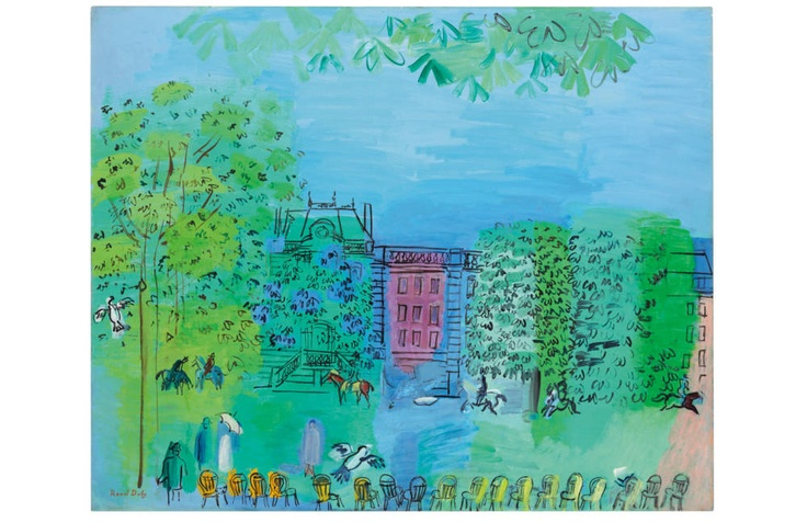 Raoul Dufy - another beauty