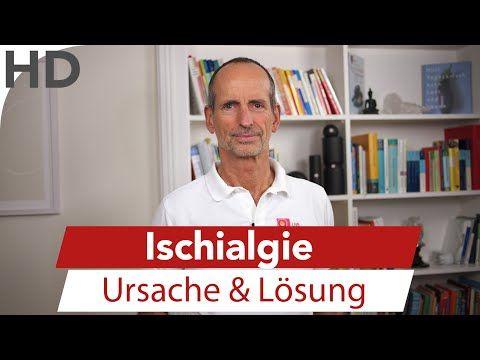 Ischialgie // Effektive Übungen bei Ischiasschmerzen - YouTube