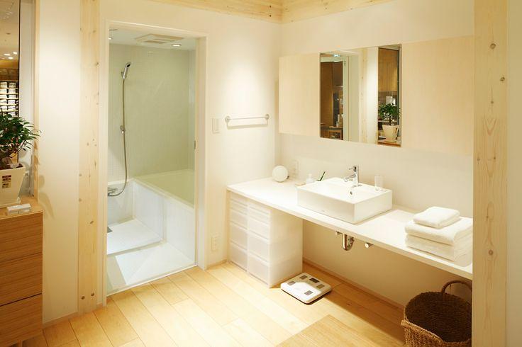 MUJI bathroom