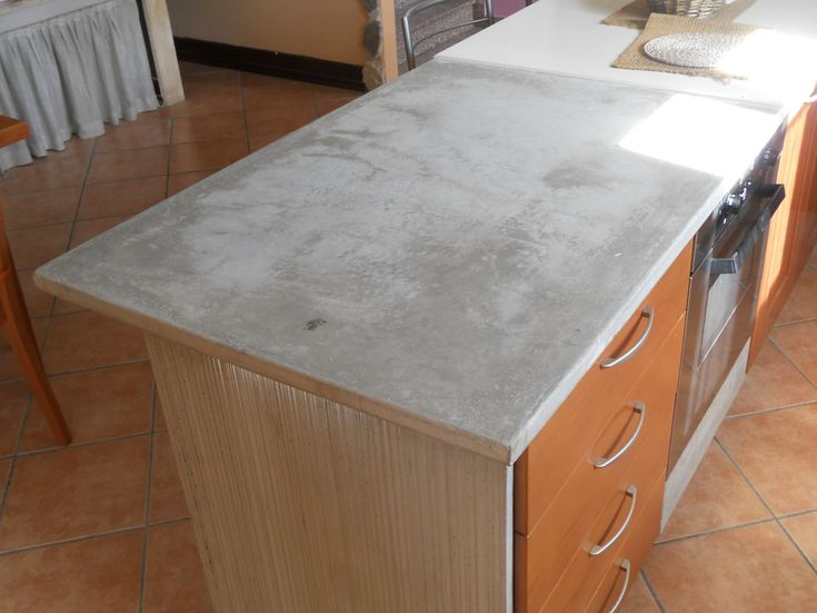 vuoi aggiungere. top cucina in cemento edilcementi top cucina ...