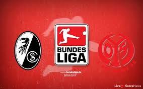 SC Freiburg vs FSV Mainz Bundesliga - 25 November 2017 Online LIVE