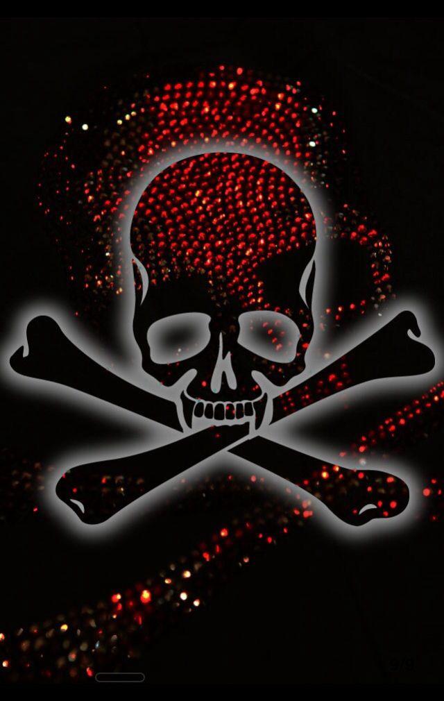 pin💀beautifully broken💀 on celular  skull wallpaper